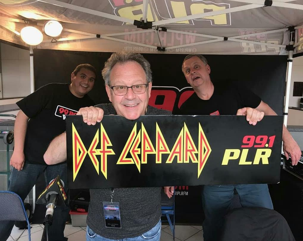 Journey and Def Leppard U.S. Tour Kick-Off
