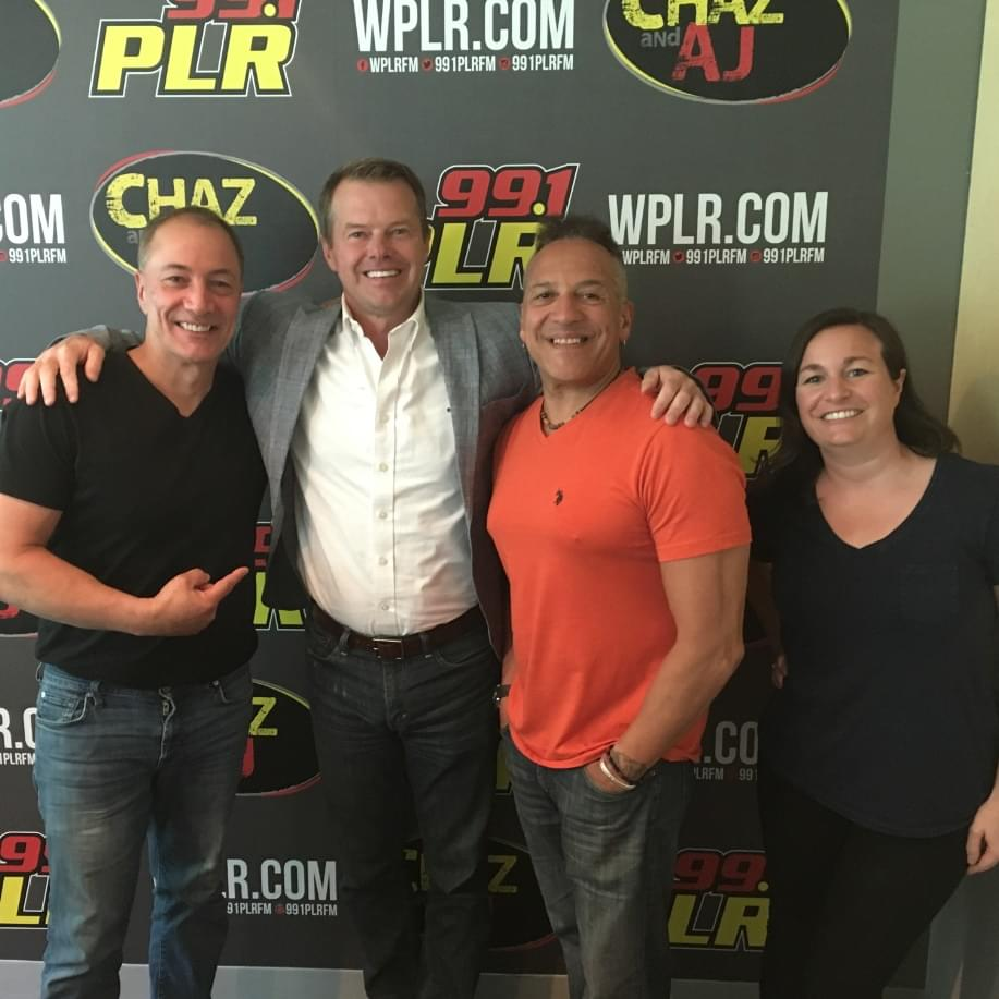 6/5/18 – Chaz and AJ Podcasts – Brian Foley's Shart Story, Pam's Dad's 911 Call, Stoshball Slo-Mo Replay