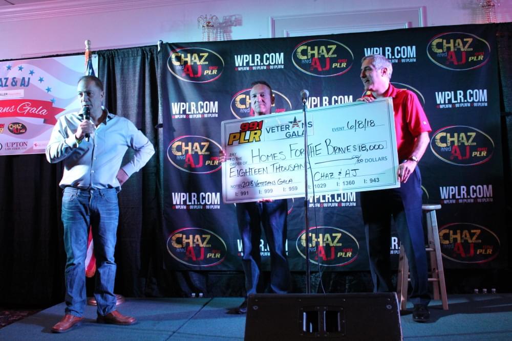 The Chaz and AJ Biller Associates Veterans Gala 2018