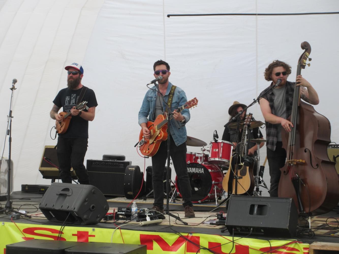 Riverfront Music Revival in Shelton