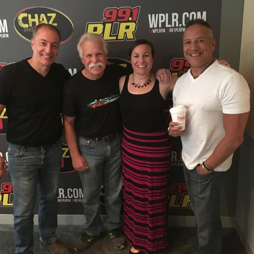 6/20/18 – Chaz and AJ Podcasts – AJ vs. Fire Trucks, Pam Sucks at Dating, Wayne Carini in Studio