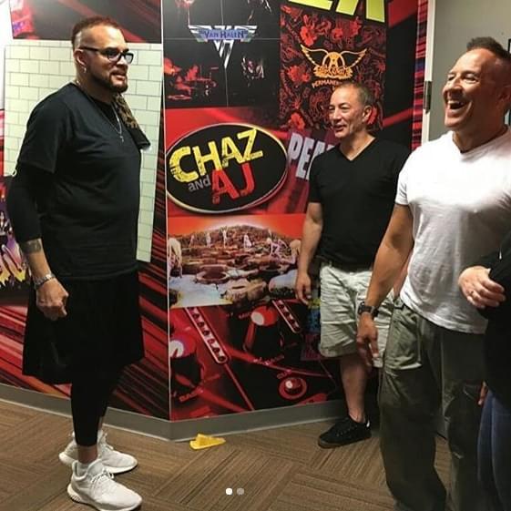 "6/29/18 – Chaz and AJ Podcasts – Sinbad's Nun Run, Sinbad on ""Celebrity Apprentice,"" Boss Keith's Top 5"