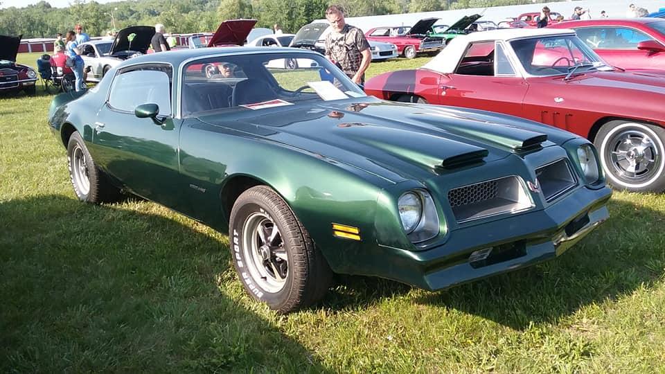 AJ's Car of the Day: 1976 Pontiac Firebird Coupe