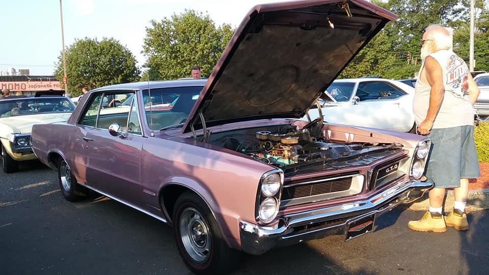 "AJ's ""Badass Friday"" Car of the Day: 1965 Pontiac GTO Hardtop Coupe"