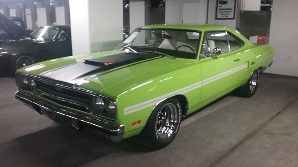 "AJ's ""Badass Friday"" Car of the Day: 1970 Plymouth GTX Hardtop"