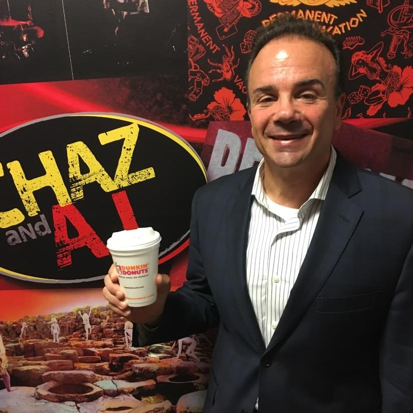 7/31/18 – Chaz and AJ Podcasts – Joe Ganim, King of the Nerds, Bears and Donuts