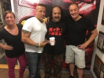 8/2/18 – Chaz and AJ Podcasts – Ron Jeremy's Sex Trick, Grateful Dead Concert Fire, Intern Cory's Awkward Interview with Mark Boughton