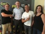 8/7/18 – Chaz and AJ Podcasts – David Stemerman, Bears in Canton, The Bin Laden Wedding