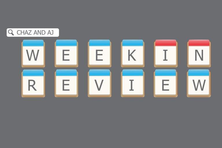 WEEK IN REVIEW – 081718
