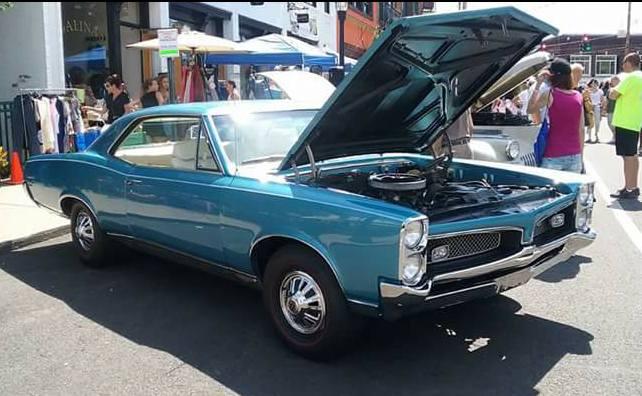 AJ's Car of the Day: 1967 Pontiac GTO Hardtop Coupe