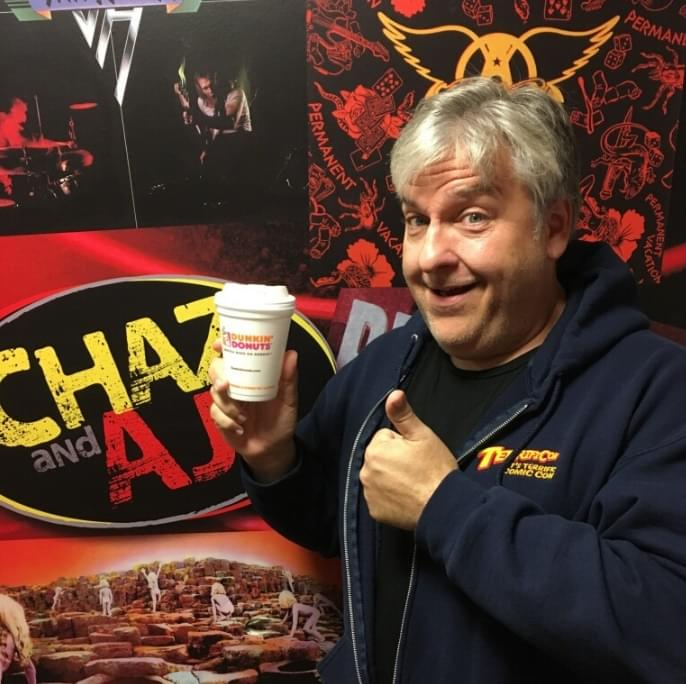 8/23/18 – Chaz and AJ Podcasts – Jimmy Koplik, The King of the Nerds, AJ's Weather Meltdown