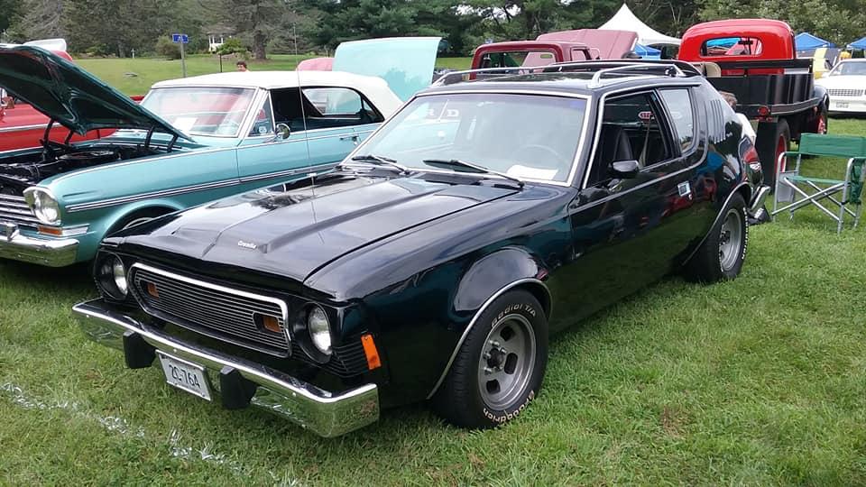 AJ's Car of the Day: 1975 AMC Gremlin