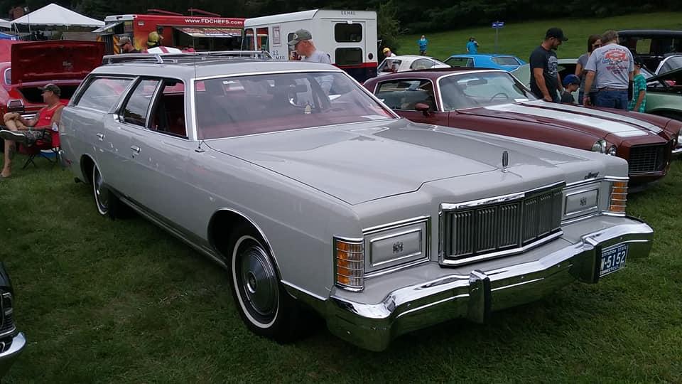 AJ's Car of the Day: 1978 Mercury Colony Park Wagon
