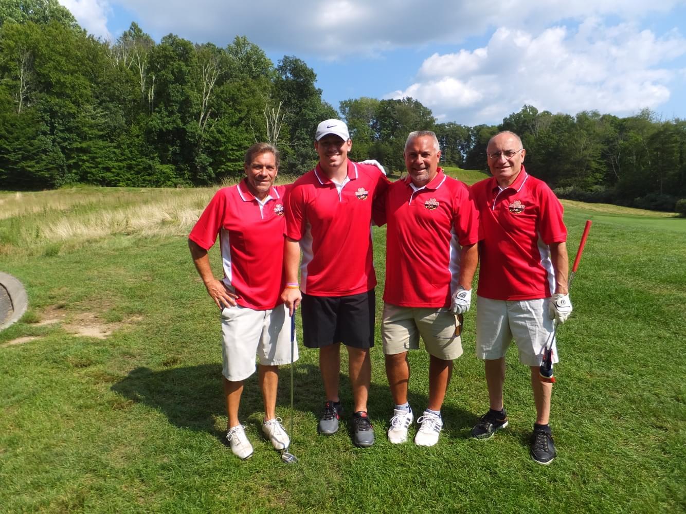 PLR Mike Lapitino McDermott Chevrolet & Lexus Golf Classic – Foursomes