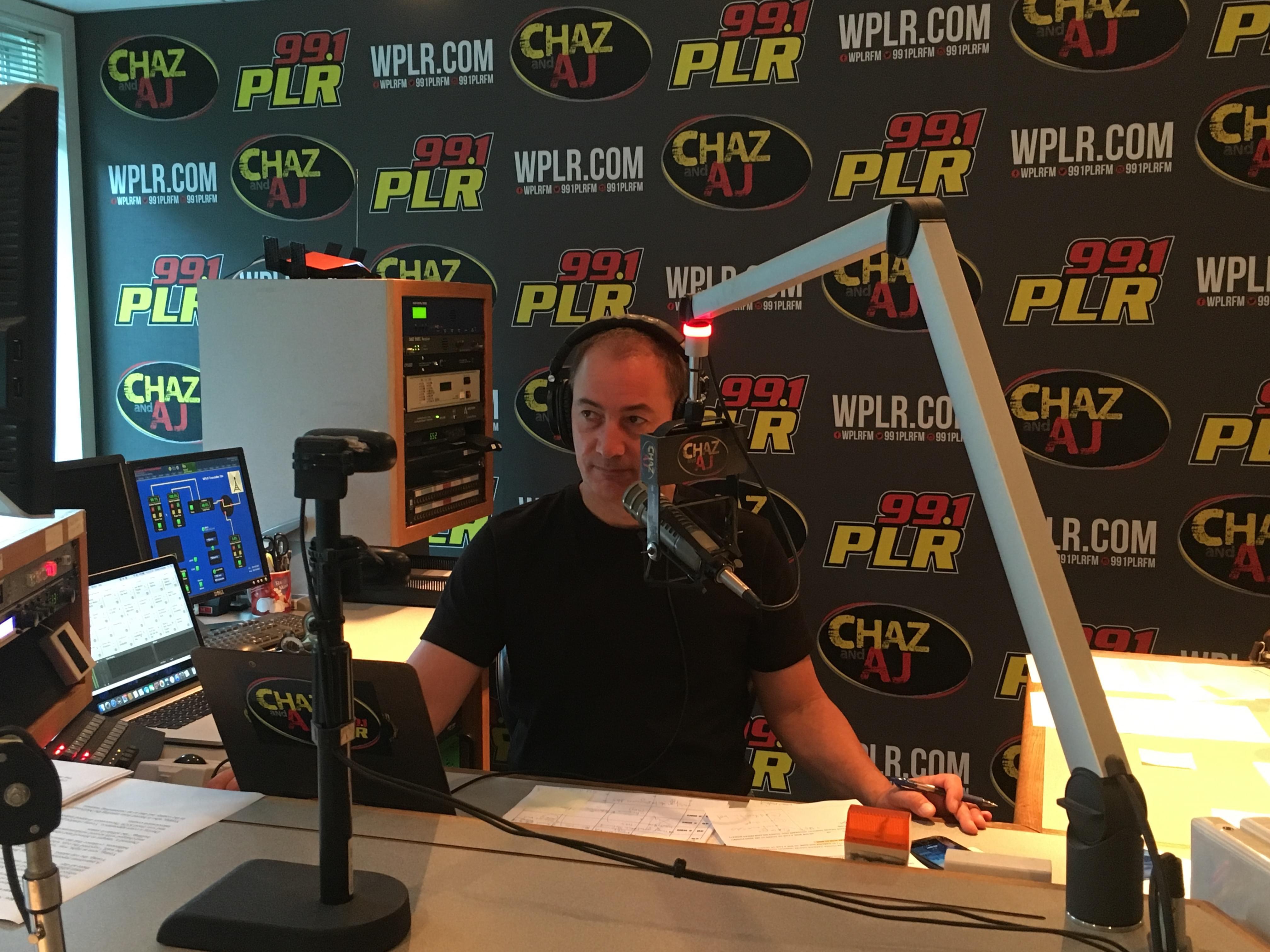 9/6/18 – Chaz and AJ Podcasts – Joe Lieberman on John McCain's Funeral, Jimmy Koplik's Colonoscopy Prep, Steven Wright