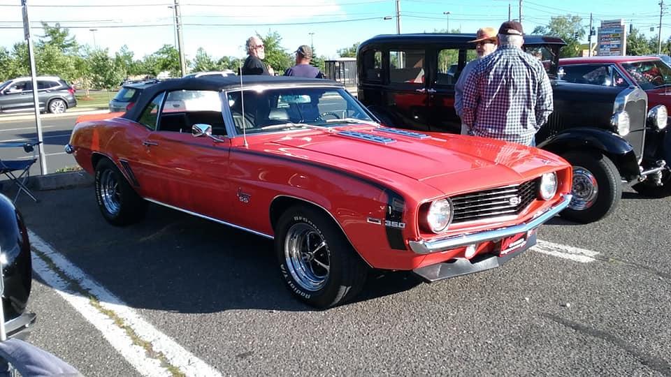 AJ's Car of the Day: 1969 Chevrolet Camaro SS Convertible