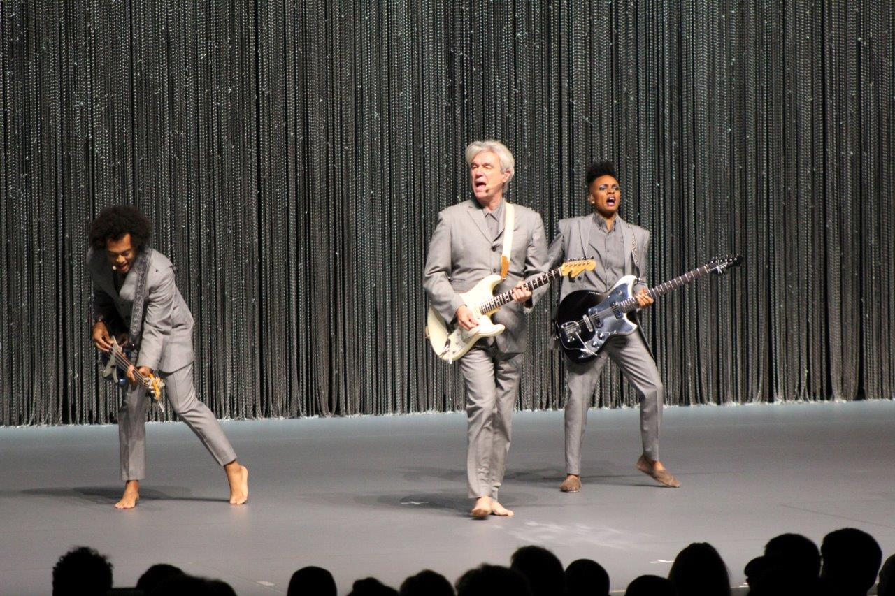"""David Byrne """"American Utopia Tour"""" at Toyota Oakdale Theatre – Photos by Drew Carrano"""