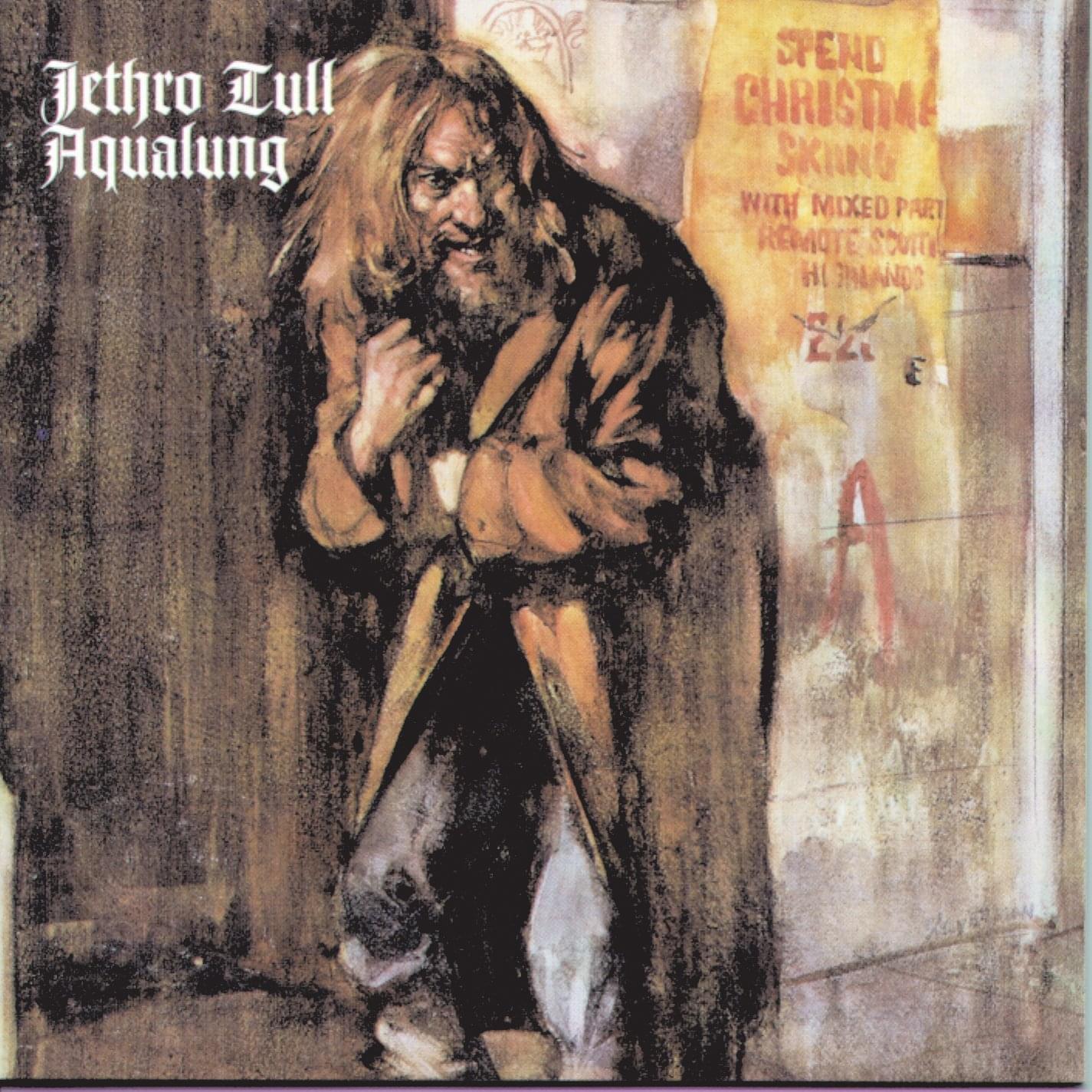 99.1 PLR Ferraro's Market Mike's Record Review: Jethro Tull's Aqualung