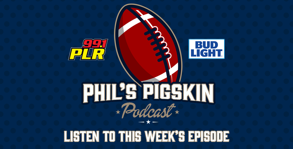 Phil's Pigskin Podcast – Giants Floundering, Playoff Picture