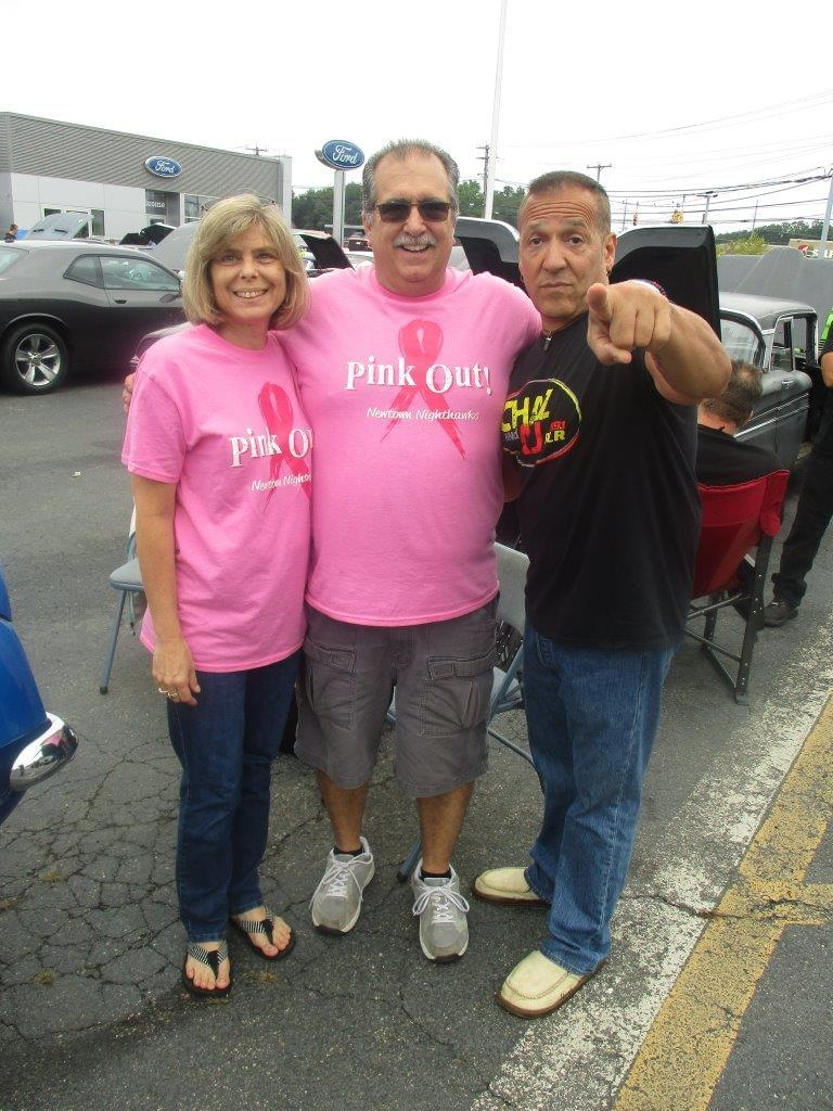 Stevens Ford of Milford Cars for the Cure