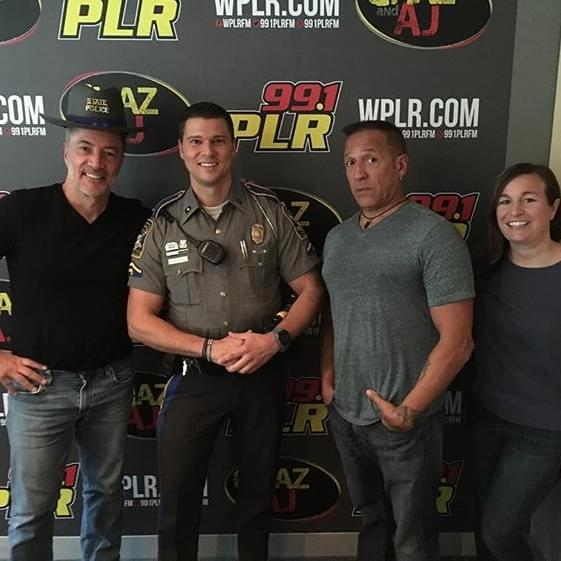 10/9/18 – Chaz and AJ Podcasts – Pit Bull Discussion, State Trooper Dimitrie and Tribe Stories