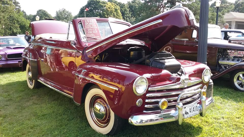AJ's Car of the Day: 1948 Ford Super Deluxe Convertible