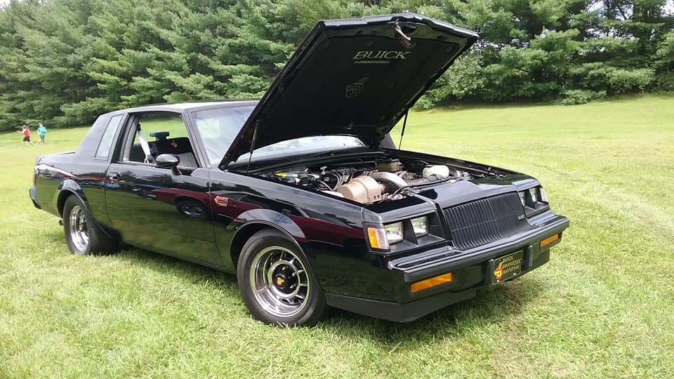 """AJ's """"Badass Friday"""" Car of the Day: 1986 Buick Grand National Coupe"""