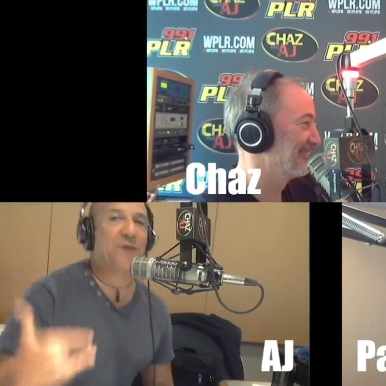 10/18/18 – Chaz and AJ Podcasts – AJ Blows Up, The Pearl Jam Riot, Citizen Pete's Florida Trip