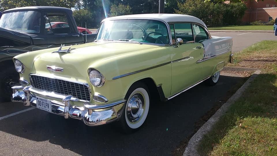 Aj U2019s Car Of The Day  1955 Chevrolet Bel