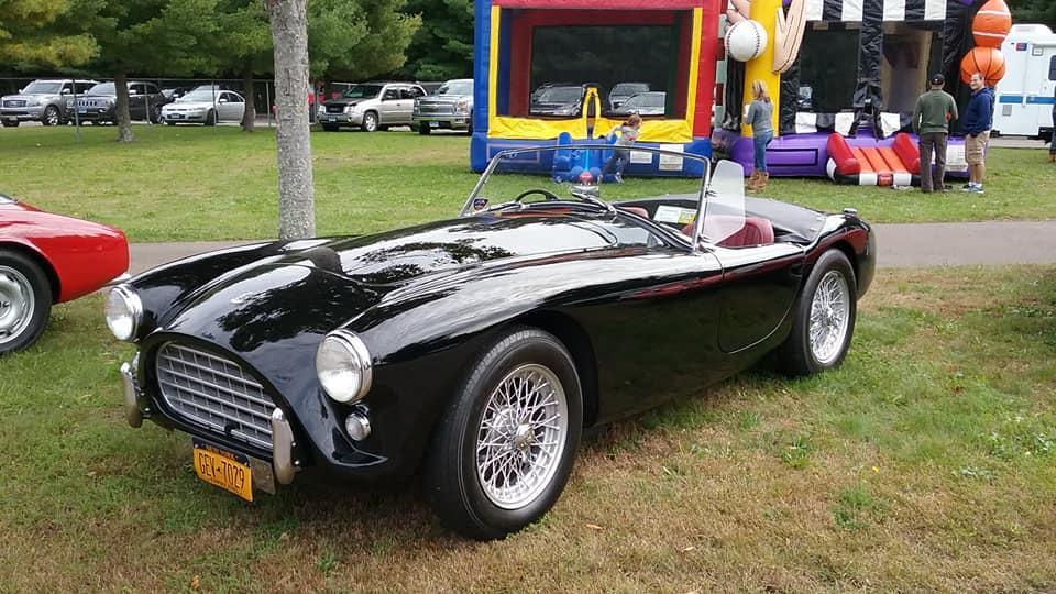 AJ's Car of the Day: 1960 AC Ace-Bristol