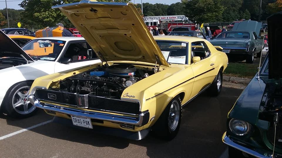 "AJ's ""Badass Friday"" Car of the Day: 1969 Mercury Cougar Eliminator Drag-Pak Coupe"
