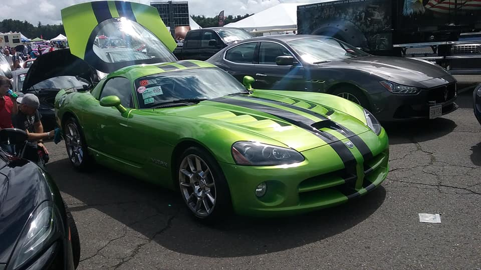 """AJ's """"Badass Friday"""" Car of the Day: 2008 Dodge Viper SRT10 Coupe"""