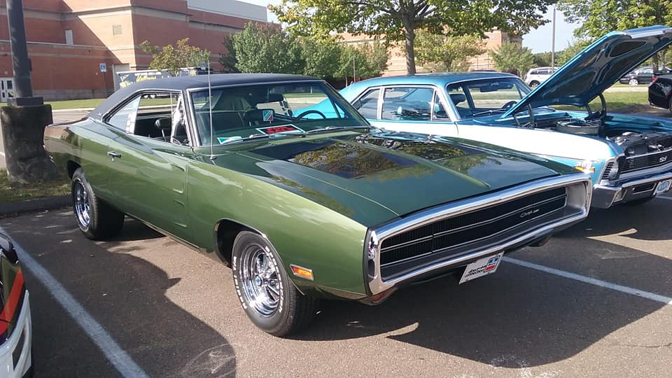 Groovy Ajs Badass Friday Car Of The Day 1970 Dodge Charger Pdpeps Interior Chair Design Pdpepsorg