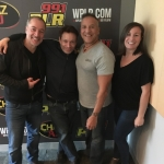 11/9/18 – Chaz and AJ Podcasts – Veterans in Need, Chris Kattan, Katie