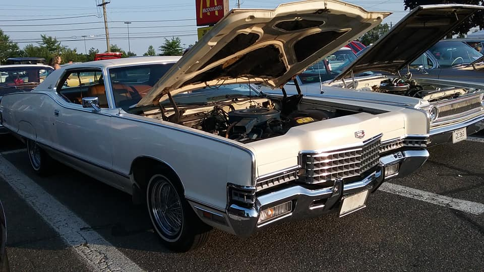 AJ's Car of the Day: 1972 Mercury Marquis Brougham