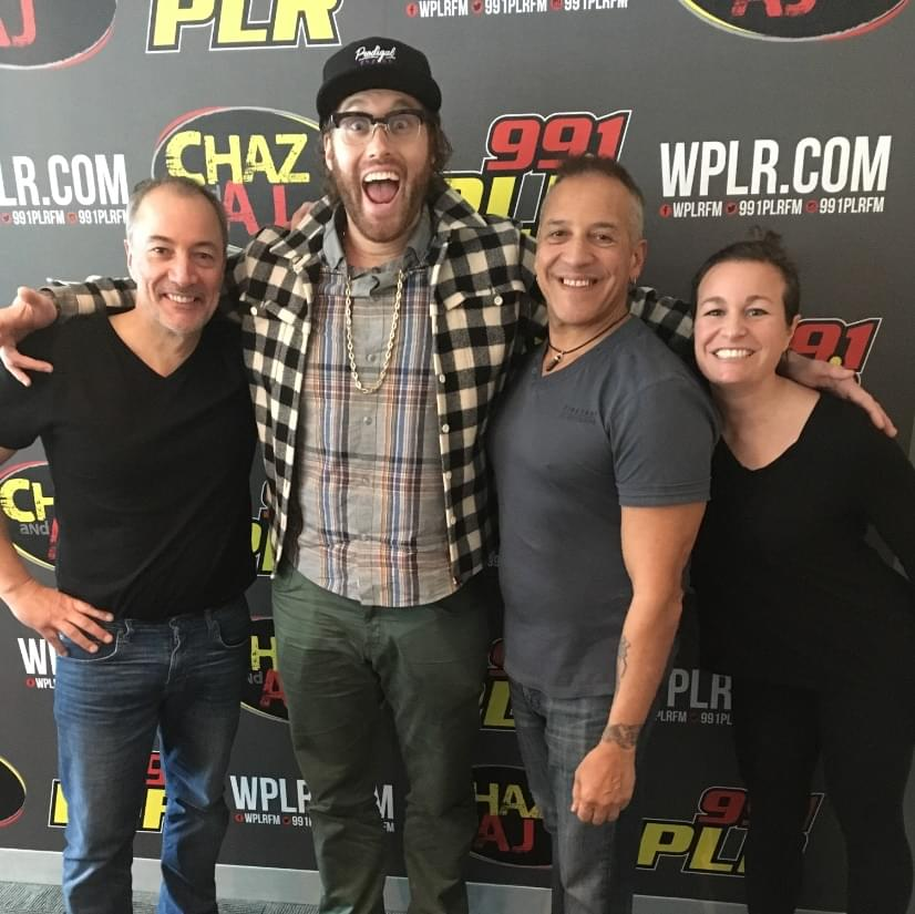 11/16/18 – Chaz and AJ Podcasts – T.J. Miller's Steven Spielberg Story, Snowstorm Nightmare, Boss Keith's Top 5