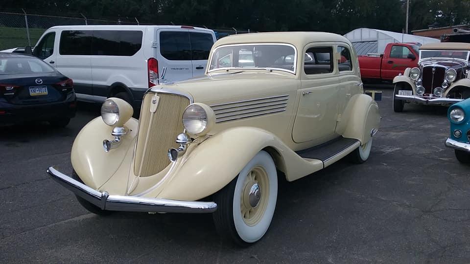 AJ's Car of the Day: 1934 Studebaker President Land Cruiser