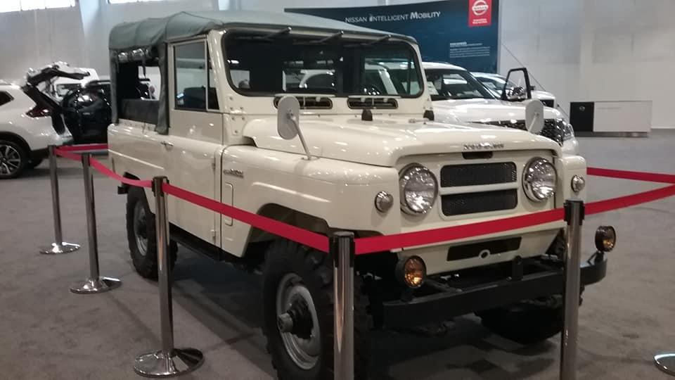 AJ's Car of the Day: 1967 Nissan Patrol H60 4×4