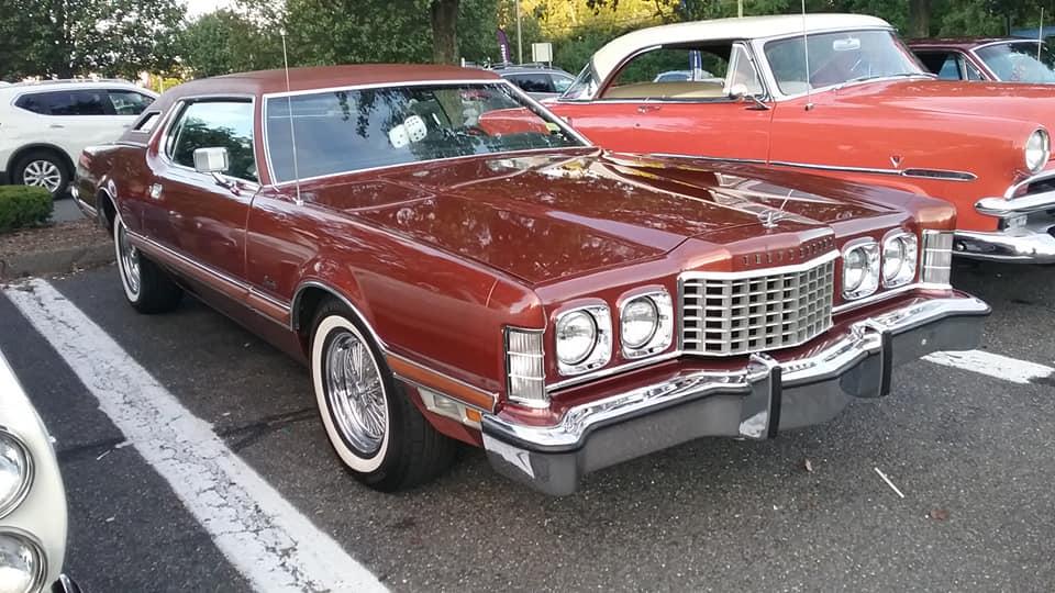 AJ's Car of the Day: 1973 Ford Thunderbird