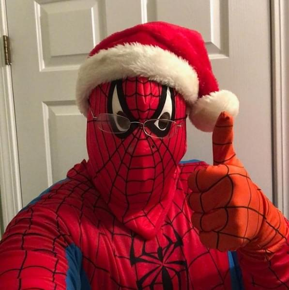 12/5/18 – Chaz and AJ Podcasts – Spiderman at the Toy Drive, The Mayo Melee in Milford, George H.W. Bush Funeral