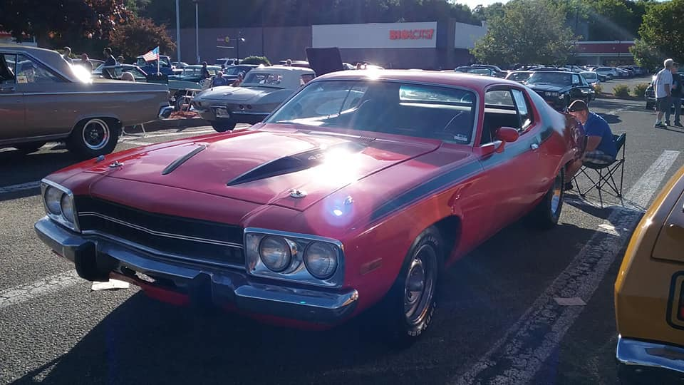 AJ's Car of the Day: 1973 Plymouth Road Runner Coupe