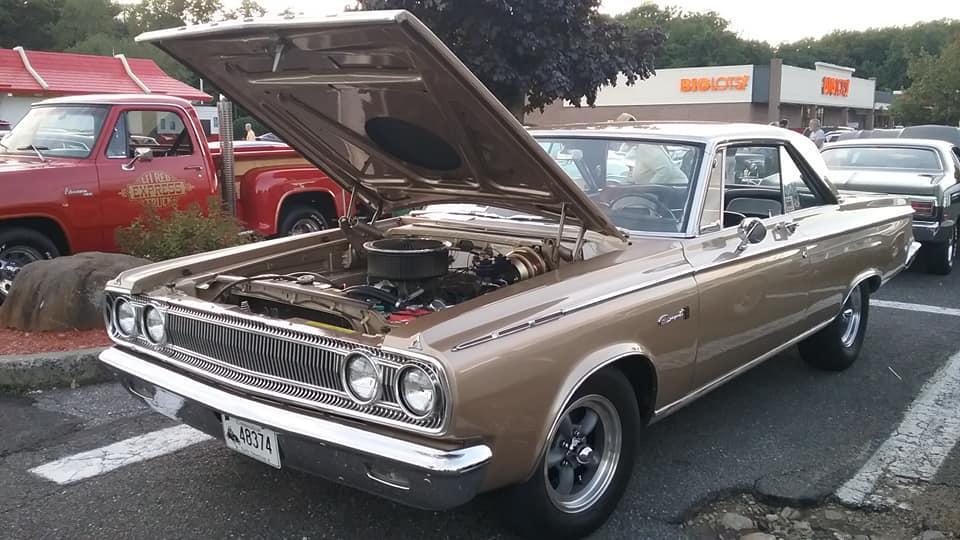 "AJ's ""Badass Friday"" Car of the Day: 1965 Dodge Coronet 500 Hardtop"