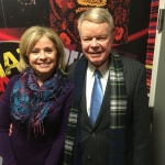 12/13/18 – Chaz and AJ Podcasts – Jimmy Koplik on Rock Hall Inductees, Hugh Keefe and Tara Knight on Grease Guy