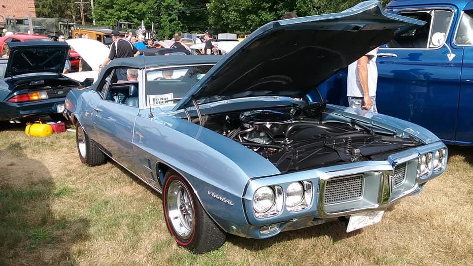 AJ's Car of the Day: 1969 Pontiac Firebird Convertible
