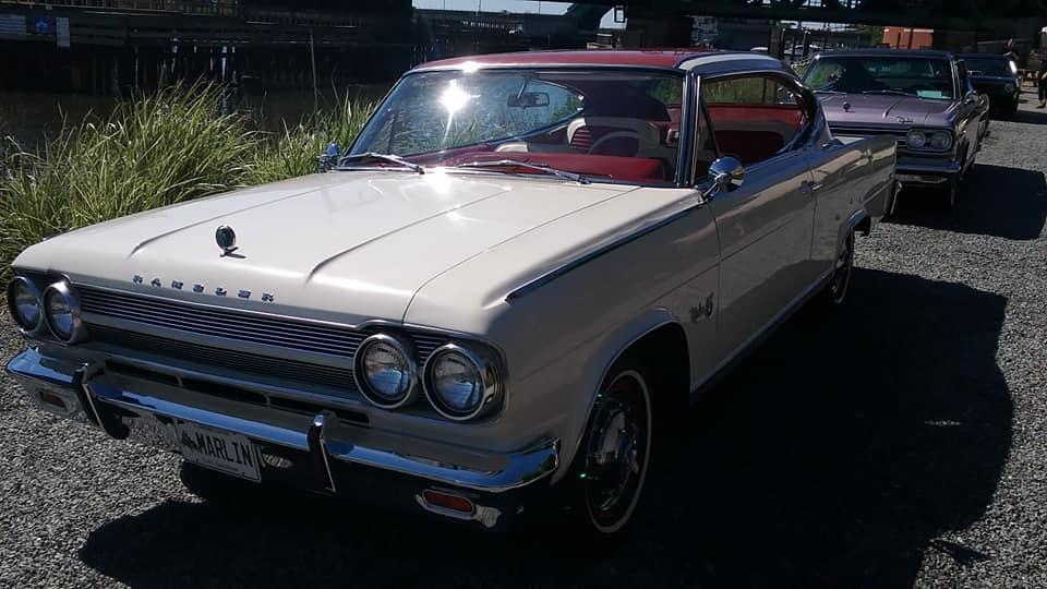 AJ's Car of the Day: 1965 AMC Rambler Marlin