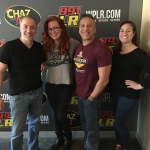 1/4/19 – Chaz and AJ Podcasts – April Macie, Pam's Announcement, Boss Keith's Hot Dog Problem