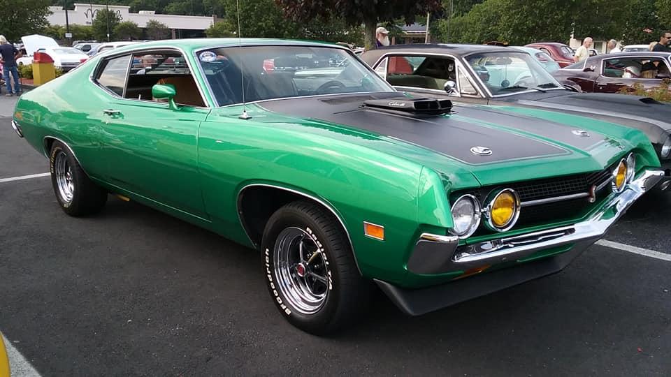 AJ's Car of the Day: 1970 Ford Torino Cobra