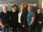 1/9/19 – Chaz and AJ Podcasts – Malloy is Out, Amy the Professional Cuddlist, Dr. Tammy the Sex Therapist