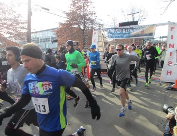 IRIS Run for Refugees 5K