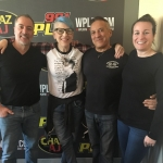 1/11/19 – Chaz and AJ Podcasts – Lisa Lampanelli the Life Coach, Ned Lamont's Dance, Germy the Flu